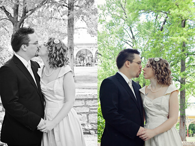 Mattie Jim wedding 01 diptych