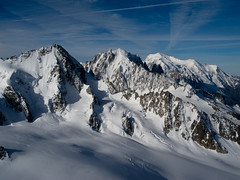Le Chardonnay, La Verte et le Mt Blanc (girolame) Tags: mountain snow france alps montagne alpes french book du neige alpen savoie mont blanc caf montblanc verte haute alpinisme massif hautesavoie aiguille mountainsalps chardonnet aiguilleverte elevation40004500m altitude4810m summitmontblanc elevation45005000m elevation35004000m altitude3824m altitude3754m altitude4122m summitaiguilleverte summitlesdrus glacierdutour massifdumontblanc summitdomedugouter summitaiguilledugouter altitude4304m altitude3863m 11cialp02 lumieresdescimes summitchardonnay
