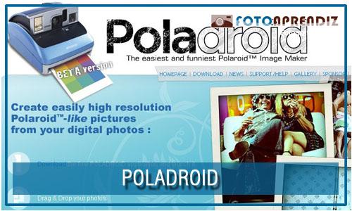 Convierte tus fotos al formato Polaroid | Foto Aprendiz