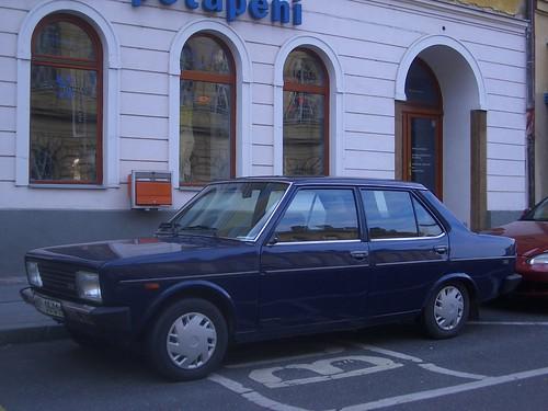 1974 Fiat 132 Gls 1800. Fiat 132 GLS 1800 | Flickr