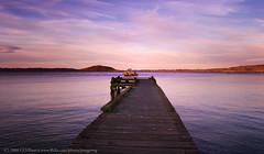 crimson tide (pangpong[bz]) Tags: lake nature wharf 1740 cpl gnd 400d pangpong