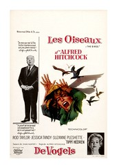 The Birds (1963) Belgian Movie Poster (Moviefan1014) Tags: birds taylor rod alfred hitchcock tippi hedren