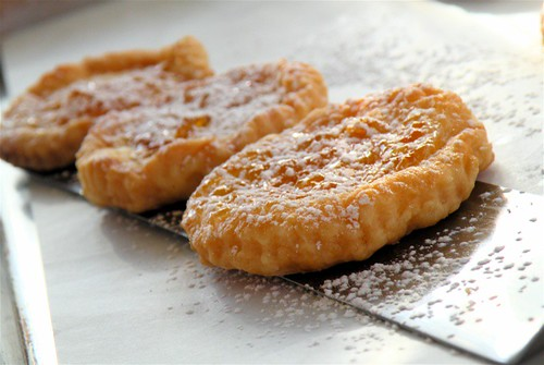orange marmalade tarts