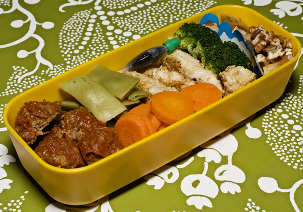 Bento #178: Chock Full of Goodness