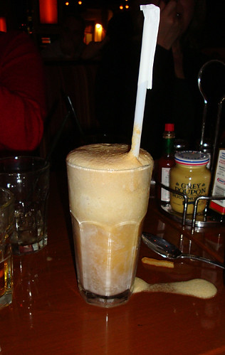 dark and stormy float