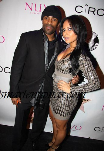 dj clue and a sexy ass broad