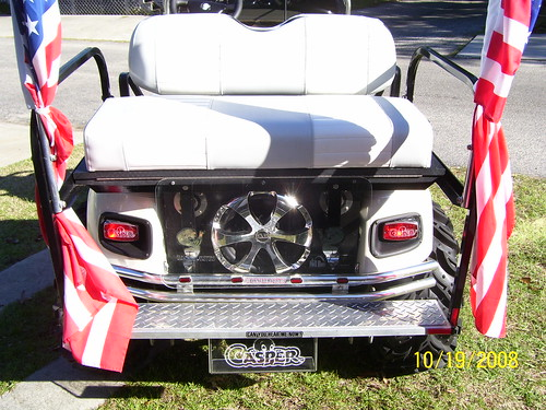 Your Custom Radio and Speaker installations - Page 16 on golf cart remote control, golf cart wiring, golf cart material, golf cart width, golf cart color,