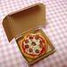 Dollhouse Miniature - Salami Pizza