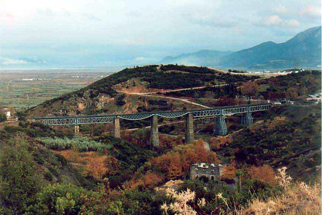 Στερεά Ελλάδα - Φθιώτιδα - Δήμος Γοργοποτάμου Γέφυρα Γοργοπόταμου
