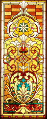 Stained Glass Window (Atelier Teee) Tags: chicago art glass illinois stainedglass navypier glassart tacomaartmuseum smithmuseumofstainedglass atelierteee terencefaircloth