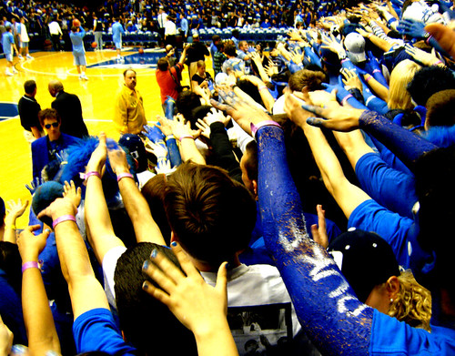 The Cameron Crazies
