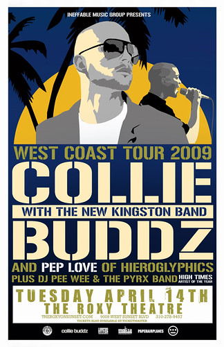 Collie Buddz 4/14