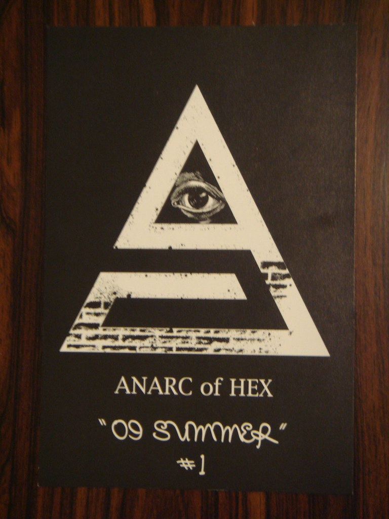 ANARC of HEX