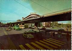 Viaduct nabij Citroëngarages  (anno .. '58?)