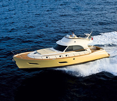 Dolphin 54' flybridge version (mochicraft-yacht) Tags: sea italy sun boat fly italian barca mare sailing yacht dolphin top craft lobster mochi 54 luxury navigation suntop megayacht lusso navigazione flybridge mochicraft