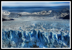 Awesome Glaciars at the End of the World