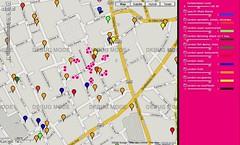 London swarm, running
