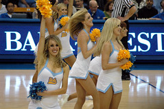 DSC_2333 (bruin805) Tags: basketball cheerleaders ucla bruins danceteam pauleypavilion spiritsquad