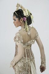 Amazing wedding Gown (Javanese style)