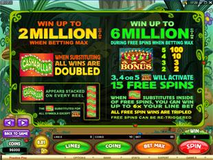 Cashapillar casino to play