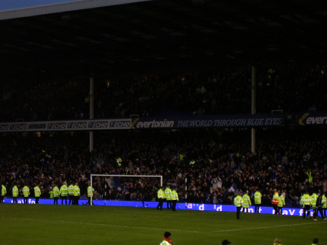 FA Cup Sixth Round, Everton vs Middlesbrough, Goodison Park, Liverpool, England