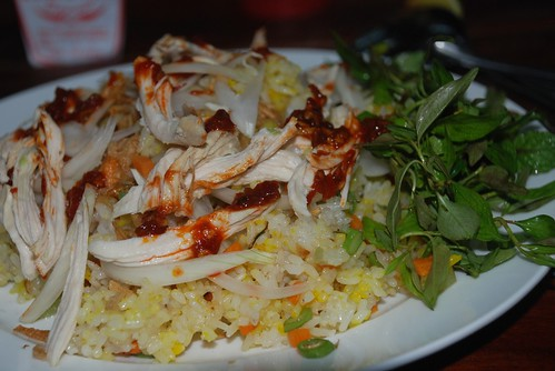 Chicken rice - Hoi An