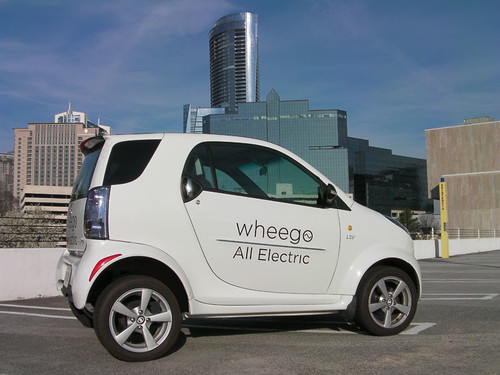 Compare Wheego Whip