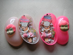 Kewpie's Captured Jelly Bean! 5