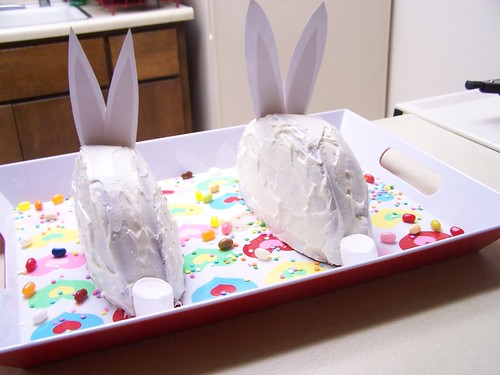 easter cakes for kids. easter easterbunny cake
