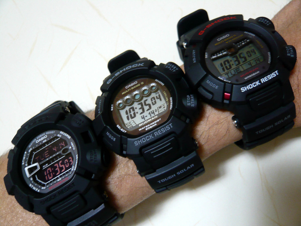 The Worlds Best Photos By Baba838 Flickr Hive Mind G Shock 7710 1dr Mudman Trio Tags Casio Gshock Shockresistant Toughsolar Multiband5 Waterresist20bar Multiband6 Negativedisplay