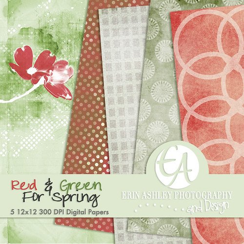 http://erinashleyphotography.blogspot.com/2009/04/freebie-red-and-green-for-spring-paper.html