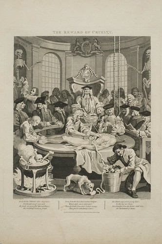 The Reward Of Cruelty Design'd by Hogarth, 1799 (NLM)