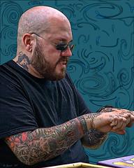 Van Gogh Tats (djrockout) Tags: color tattoo canon austin colorful artist texas expressive sanmarcos tat 30d lucis canon30d colorphotoaward amazingamateur proudshopper texassanmarcos