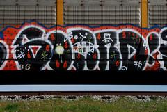 Sorad (All Seeing) Tags: up graffiti unionpacific autorack allseeing uprr bkf
