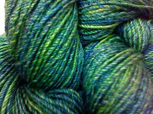 Fiber Optic sw merino/seacell 3-ply
