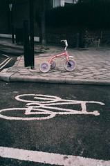 Minox Tricycle (deepstoat) Tags: street uk london film tricycle minox35gt testroll deepstoat
