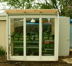 Greenhouse (boisebluebird) Tags: michael boise greenhouse growroom toolson michaeltoolson diygreenhouse boisebluebirdcom httpwwwboisebluebirdcom boiselandscaping boisegardener
