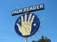 Neon Palm Reader sign - Fowler, California (Vintage Roadside) Tags: california sign neon signage fortuneteller fowler highway99 palmreader vintageneonsign vintageroadside neonpalmreadersign highway99palmreader neonfortunetellersign fowlerneon madamsophia