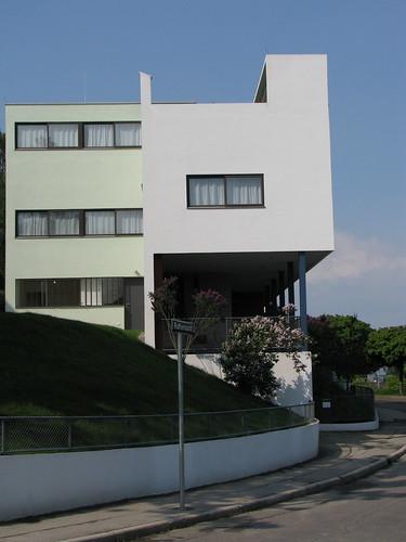 Weissenhofsiedlung/Haus Le Corbusier