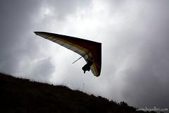 hang glider taking off... (asim choudhri) Tags: hawaii maui haleakala extremesport hangglider canon1740l canoneos5dmarkii