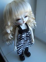 white closed eye Hujoo (obviouszebra) Tags: white closedeye hujoo