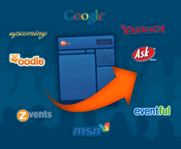 Promoting to search engines and indexes