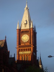 Liverpool University Clock Tower