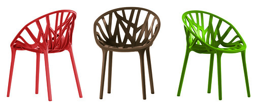 Vegetal Chair by Bouroullec Brothers for Vitra
