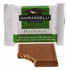 Ghirardelli Luxe Milk  Hazelnut