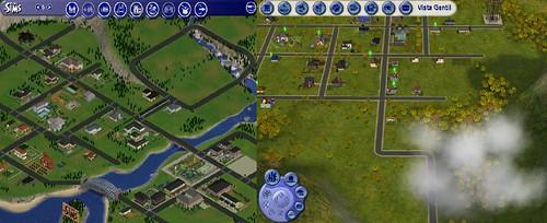 Barrios de los Sims 1 y Sims 2