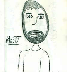 A's Portrait of me