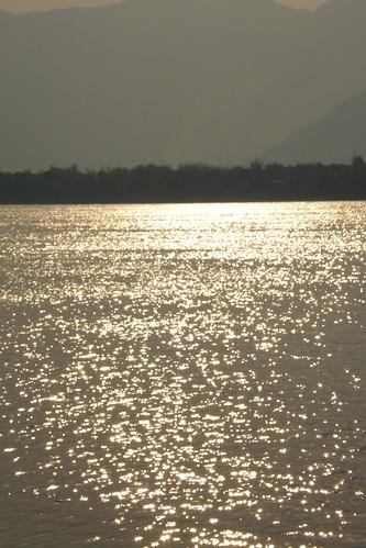 156.波光瀲豔的湄公河