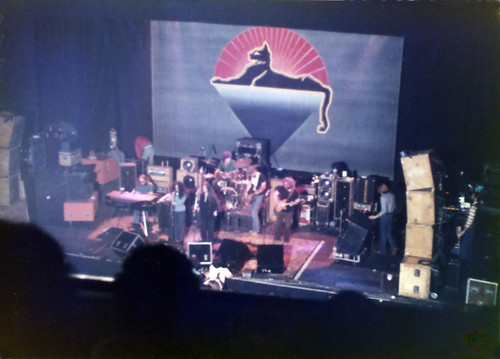 Jerry Garcia Band - 3/19/78 Stanley Theatre, Pittsburgh, Pennsylvania [copyright Lee Maddex]