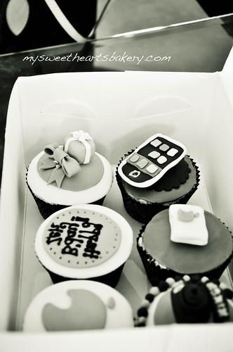 Techy Cupcakes